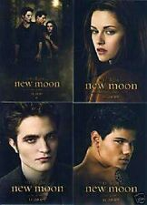 New Moon Movie Edward Cullen Bella Swan Promo Trading Card Set SDCC Jacob Black