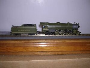 B.L.I. #2922 B.&.O.Heavy Pacific 4-6-2 Steam Loco #5302 w/DCC & Sound  H.O. 1/87
