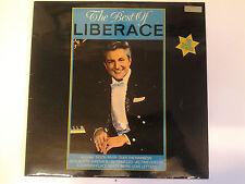 Liberace The Best Of LP Vinyl - 20 tracks MCF2708