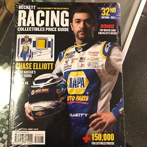 32 Beckett Racing Collectibles Price Guide 2021 by Beckett Media 9781953801029