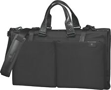 Victorinox Lexicon 2.0 Wardrobe Tri-Fold Carry On Garment Suit Bag Black 601189