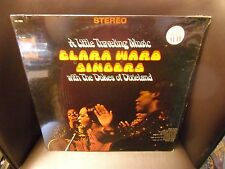 Clara Ward Singers A Little Traveling Music LP Columbia Harmony VG