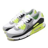 Nike Air Max 90 OG 2020 Volt White Grey Black Men Casual Shoe Sneaker CD0881-103