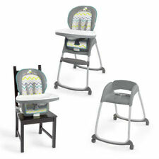 Trio 3 In 1 High Chair Infant to Toddler 5 Point Safety Harness, up to 50 lbs