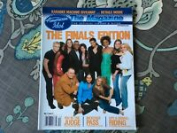 American Idol Magazine The Final Edition 2005 Volume 1 Issue 2  BRAND NEW