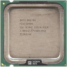 Intel Pentium 4 531 CPU 3.00 GHz Socket 775