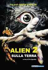 Alien 2 sulla Terra - Sam Cromwell - Horror - DVD Minerva