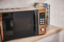 New Copper Modern Stainless Steel 20 Litre  Microwave