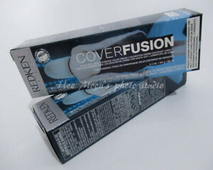 New Redken Cover/Gray Fusion Low Ammonia Permanent Hair Color 2oz- Choose Shade.