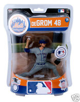 Jacob deGrom New York Mets 6' Action Figure Imports Dragon MLB 2016 - NEW