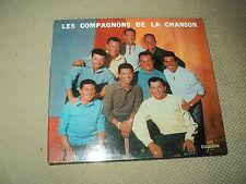 """CD DIGIPACK """"GONDOLIER"""" Les Compagnons De La Chanson"""