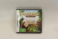 Mahjongg: Ancient Mayas - Nintendo DS Game