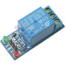 1 Kanal 5V Relay Relais Modul Indicator Light LED für Arduino PIC ARM DSP AVR