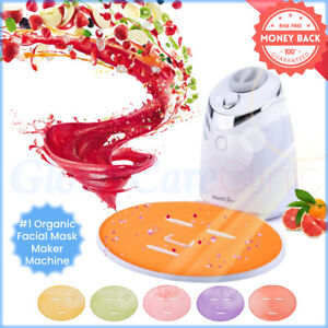 Electrical Automatic Mask Maker Machine DIY Fruit Vegetable Natural Facial Care
