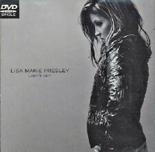 LISA MARIE PRESLEY Lights Out DVD MINT UK Import RARE PAL FORMAT ALL REGION