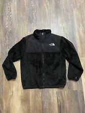 Northface Fleece Jacket Boys Medium Black