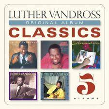 Luther Vandross - Original Album Classics [New CD] Boxed Set