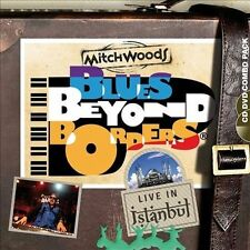 Mitch Woods - Blues Beyond Borders: Live in Istanbul [New CD] With DVD