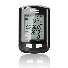 POSMA DB2 GPS Wireless Cycling Bike Computer Speedometer Odometer Waterproof