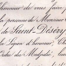 Charles Louis Urbain De Leuze De Saint-Desery 1869