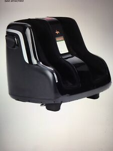 New In The Box HumanTouch Reflex5s Foot and Calf Massager