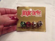 Vtg Minature Jingle Bells
