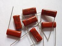 10PCS Japan NISSEI CBB capacitor MMC 250V 564 K 10/% 0.56uF 560nF Pitch=15mm Metallized polyester film capacitor
