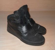 Nike Flystepper 2K3 PRM Men's Black/Chrome/Black 677473-001 Size US 9.5 Shoes