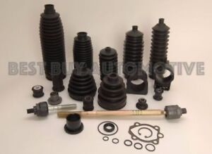 CV Axle Inner & Outer Boot 6 Piece Kit-IN STOCK-Fits: Audi TT 2000-2002 AWD