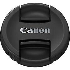 Canon E49 Lens Cap Protective Anti-Scratch Front EF-M 15-45mm EF 50mm STM