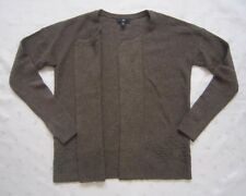GAP Women's Wool Blend Brown Cardigan Sweater ~ Size S / Small ~ NWOT