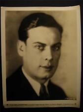 1930 Norman Foster Young Man Of Manhattan VINTAGE MOVIE PHOTO 39K
