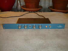 Orban 245E Stereo Synthesizer, with Equalizer, Vintage Rack