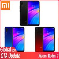 "Global 6,26"" Xiaomi Redmi 7 Snapdragon 632 Octa Core 4000mAh  32/64GB Touch ID"