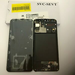 GENUINE SAMSUNG GALAXY A30s A307F/DS LCD SERVICE PACK NEW SCREEN DISPLAY