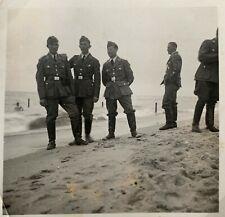 116 PHOTOS IN ALBUM NAZI GERMANY & FRANCE 1941 WWII LUFTSHUTZ FIRE FIGHTERS WW2