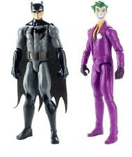 NEW DC COMICS JUSTICE LEAGUE BATMAN AND THE JOKER ACTION FIGURINES TOY POSABLE