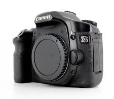 Canon EOS 40D Digital SLR Camera DSLR