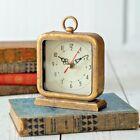 Benson Vintage Roman Style Tabletop Clock