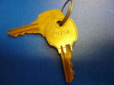 Precut CH751 Replacement Cabin Door Boat Key Southco