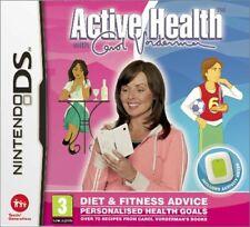 Nintendo DS Spiel - Active Health with Carol Vorderman nur Software mit OVP