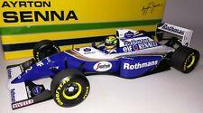 Minichamps Williams Renault FW16 Ayrton Senna 1/18 San Marino GP 1994 Rothmans