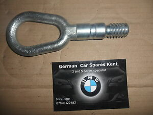 Bmw E46/E39 towing eye/tow hook,Fits ALL Models