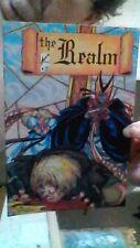 The Realm #4 (1986, Arrow) VF- 1st Appearance of Deadworld! WALKING DEAD/ZOMBIES