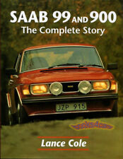 SAAB 99 900 COMPLETE STORY BOOK COLE TURBO EMS LANCE AERO CONVERTIBLE