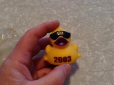 2003 Rubber Duck and Duck Whistle
