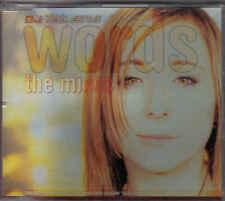 DJ Tatana-Words The mixes cd maxi single eurodance Switzerland