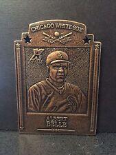 Albert Belle White Sox 1997 Pinnacle X-Press Metal Works Bronze