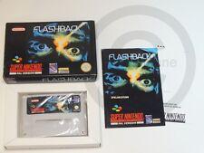 !!! Nintendo SNES juego flashback OVP, usado pero muy bien!!!