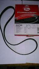 Gates Timing Belt 5237XS.HONDA CIVIC/PRELUDE/CONCERTO.ROVER216/PLYMOUTH ETC